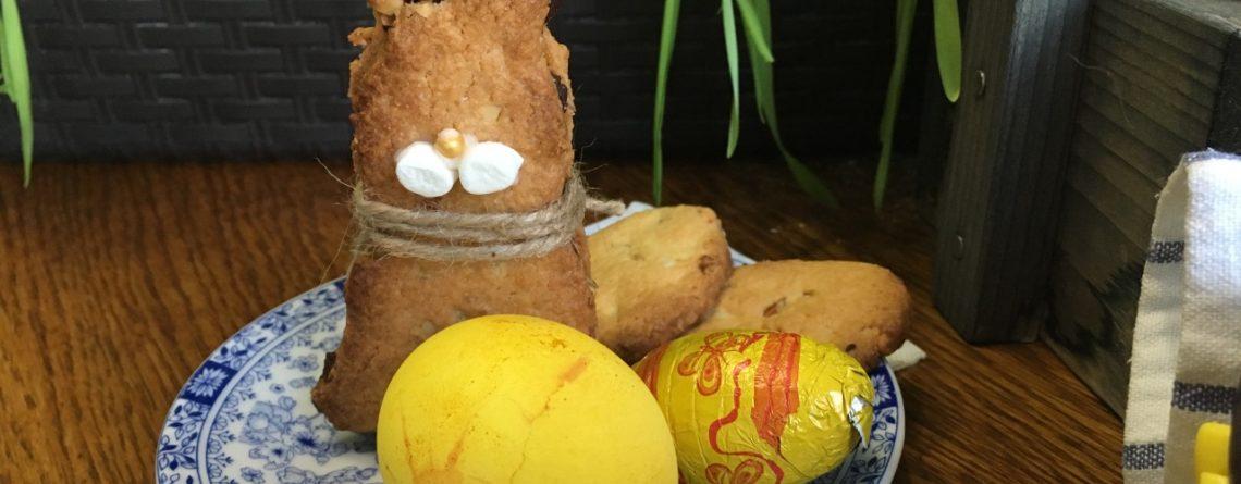 Рецепт песочного печенья к Пасхе